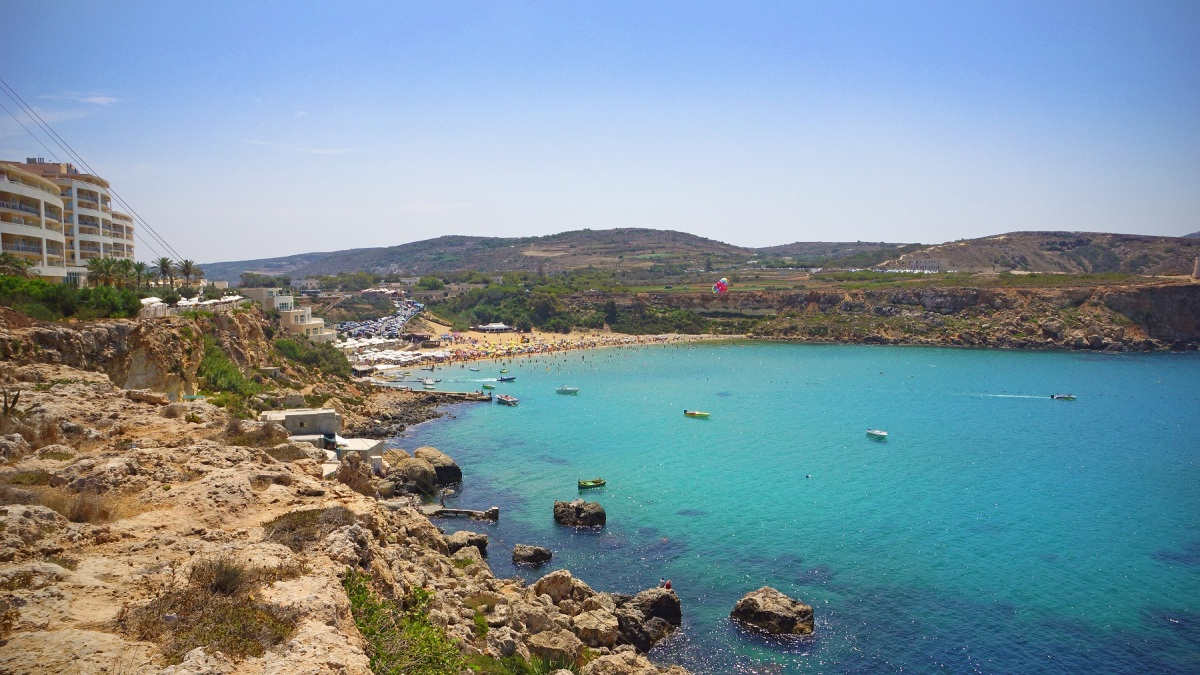 6 Beaches in Malta you'll fall in love with
