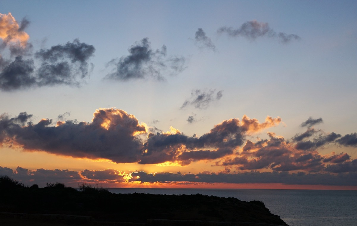 Best places for sunset watching on the Maltese Islands