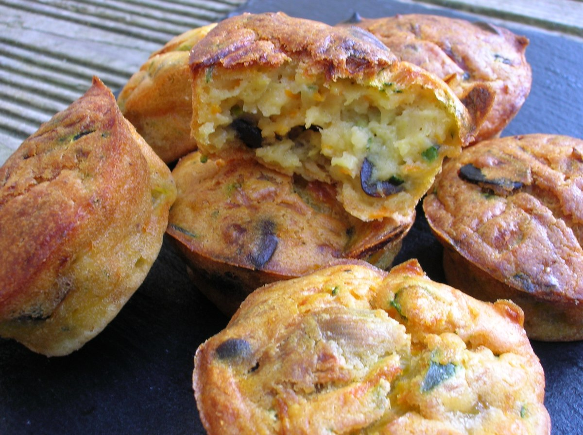 Recipe Monday - Savoury Muffins